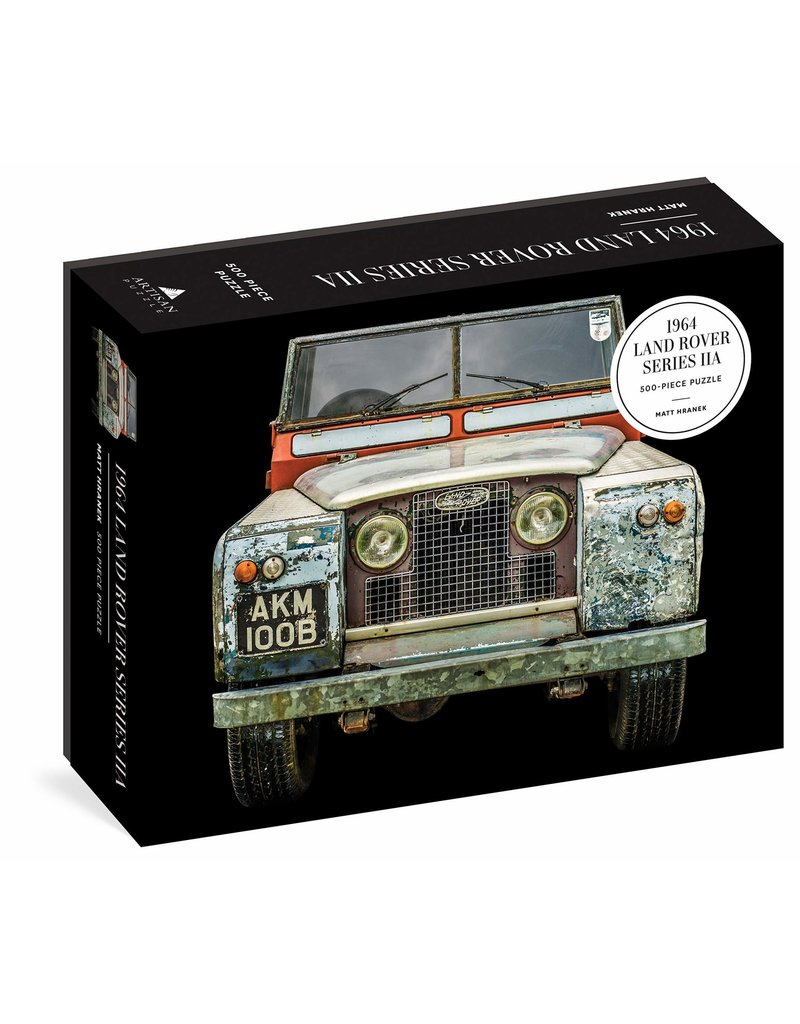 Workman Pub 1964 Land Rover Series IIA 500 pc