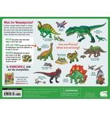 Workman Pub My Big Wimmelpuzzle Dinosaurs 48 pc