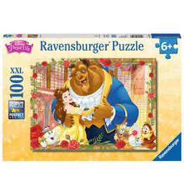 Ravensburger Disney Belle & Beast 100 pc Puzzle