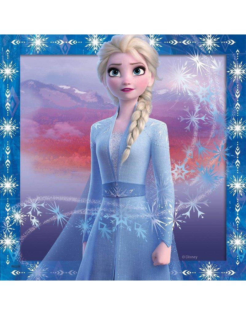 Ravensburger Frozen The Journey Starts 3x49