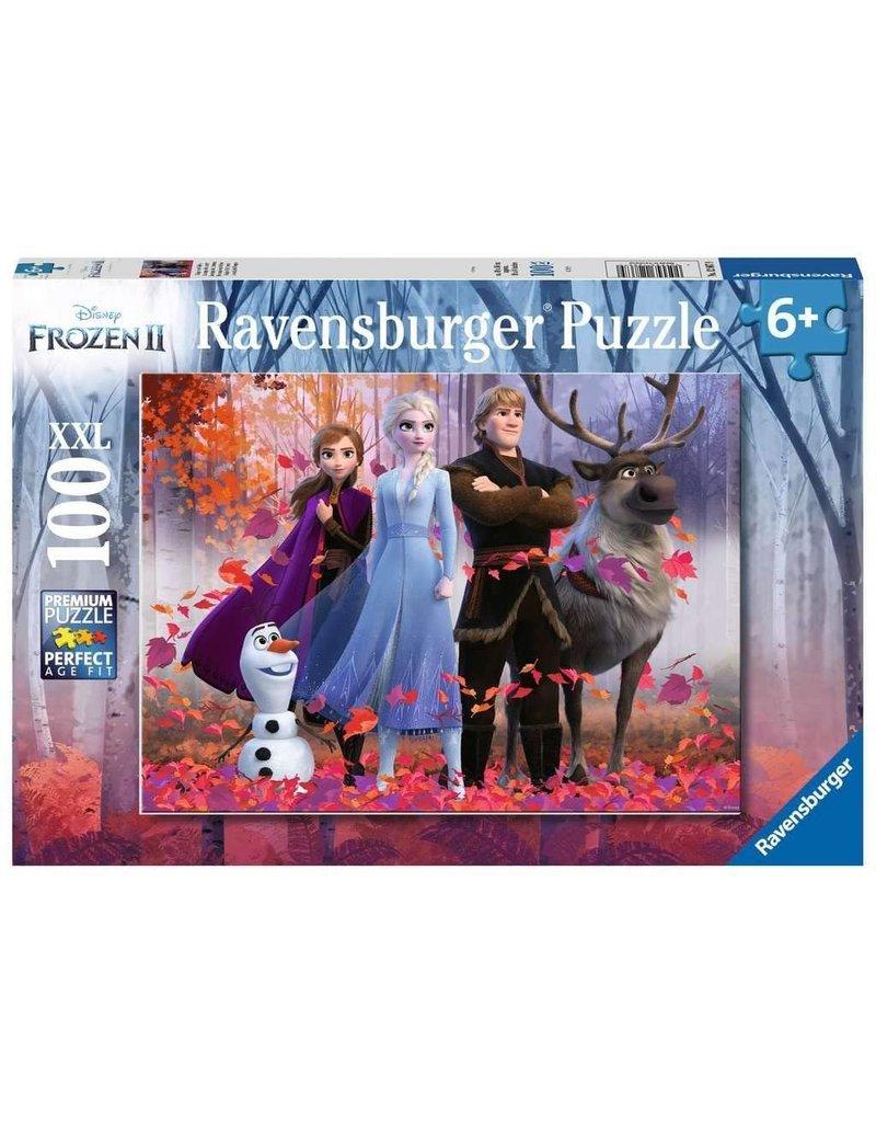 Ravensburger Disney Frozen Magic of the Forest  100 pc Puzzle