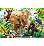 Ravensburger Jungle Juniors floor puzzle