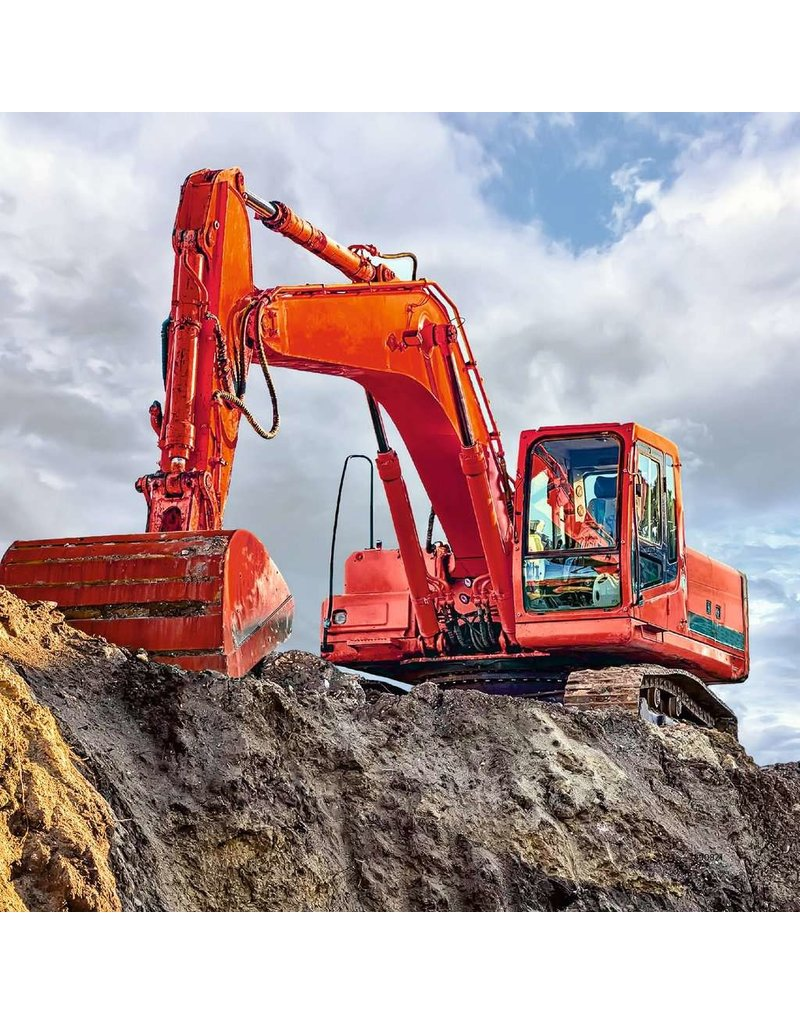 Ravensburger Digger at Work 3x49