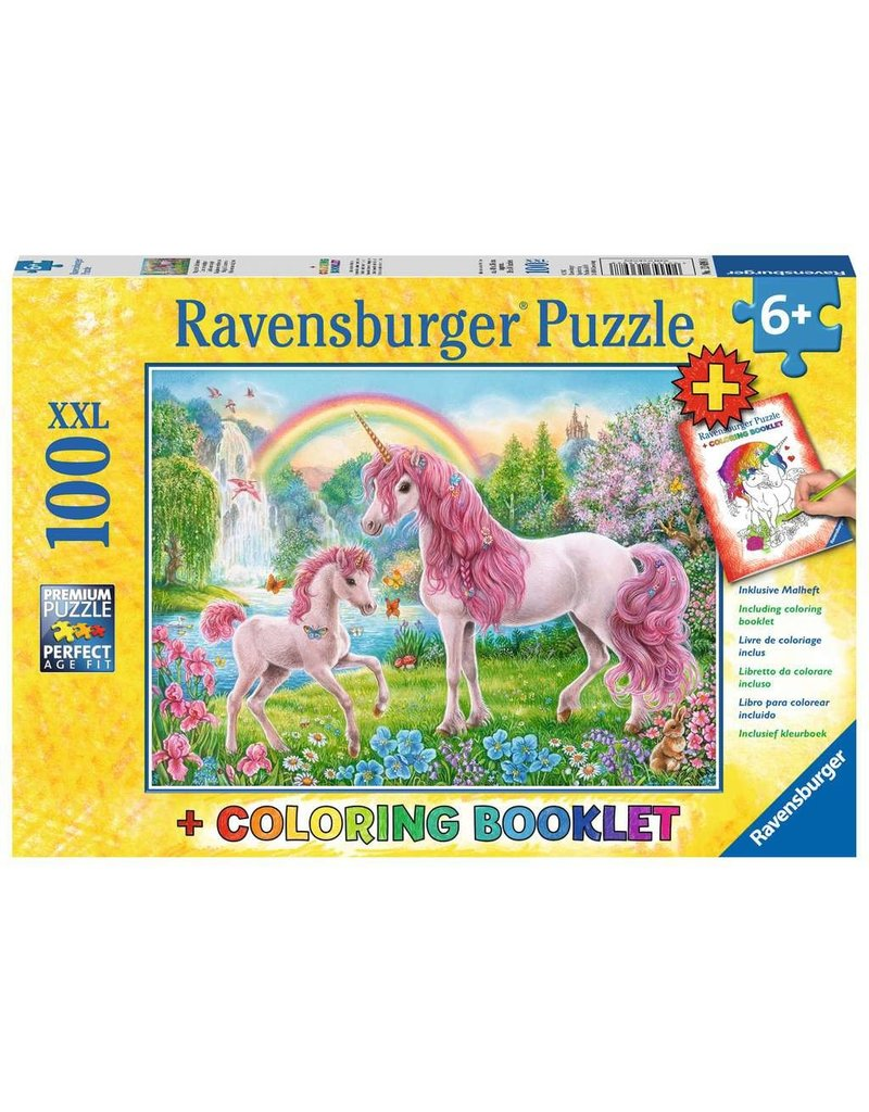 Ravensburger Magical Unicorns 100 pc