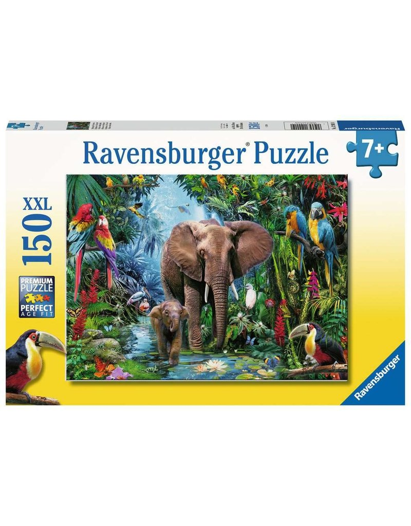 Ravensburger Elephants at the Oasis 150 pc Puzzle