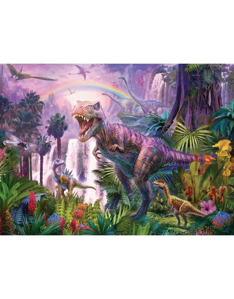 Ravensburger King of the Dinosaurs 200 pc