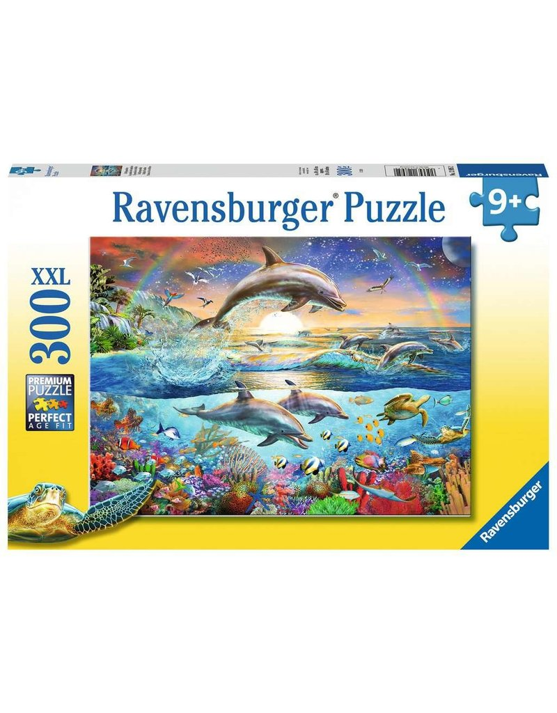 Ravensburger Dolphin Paradise 300 pc