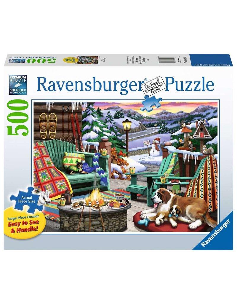Ravensburger Apres All Day 500 pc XL