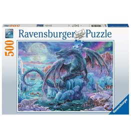 Ravensburger Mystical Dragons 500 pc