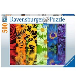 Ravensburger Floral Reflections 500 pc