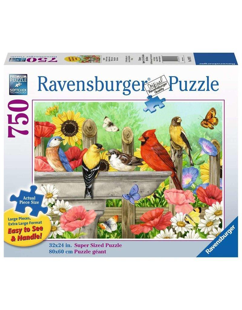 Ravensburger Bathing Birds 750 pc XL