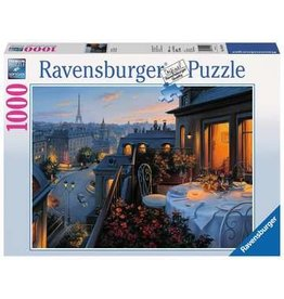 Ravensburger Paris Balcony 1000 pc