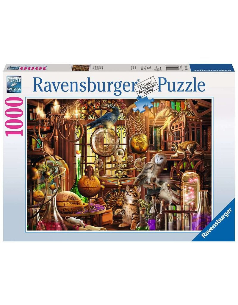 Ravensburger Merlin's Laboratory 1000 pc