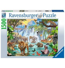 Ravensburger Waterfall Safari 1500 pc