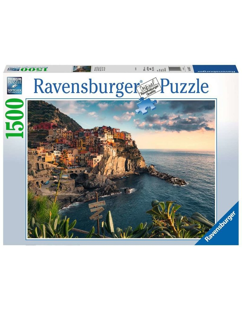 Ravensburger Cinque Terre Viewpoint 1500 pc