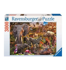 Ravensburger African Animal World 3000 pc