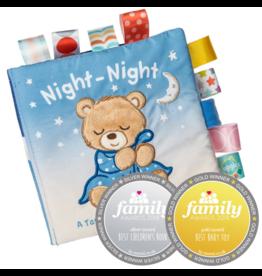 Taggies Taggies Starry Night Teddy Soft Book