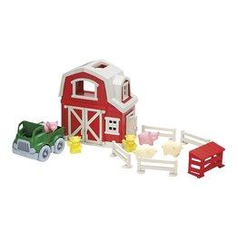 Green Toys Farm Play Set