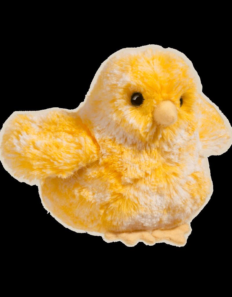 Douglas Toys Yellow Multi Chick