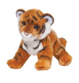 Douglas Toys Pancake Bengal Tiger Cub