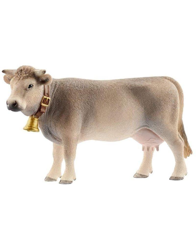 Schleich Brauvieh Cow