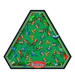 ChannelCraft Triazzle Rainbow Tree Frogs