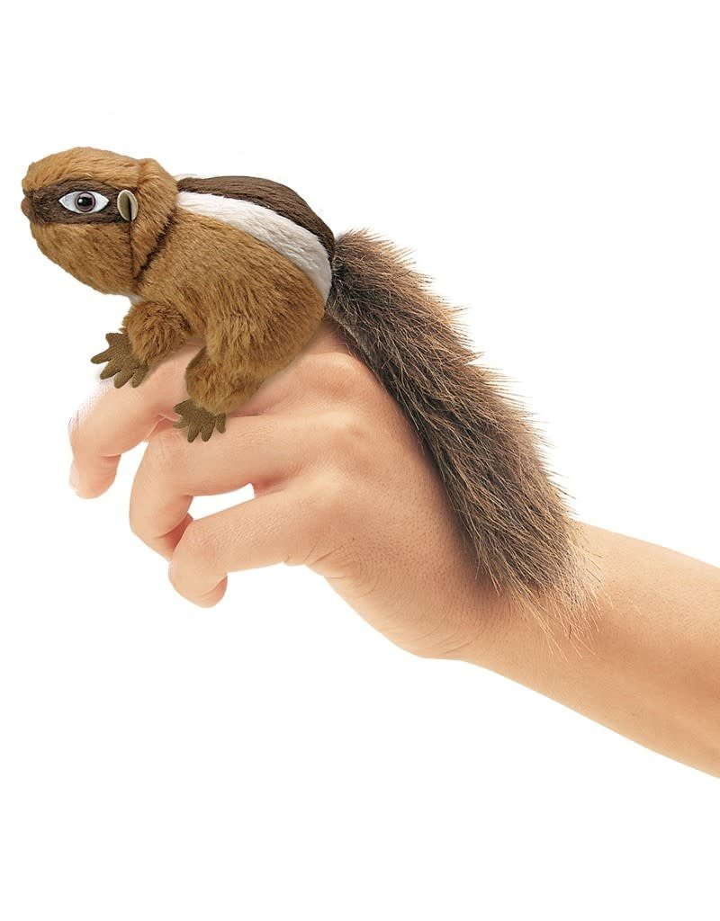 Folkmanis Mini Chipmunk Puppet
