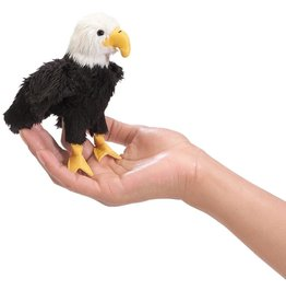 Folkmanis Mini Eagle Puppet