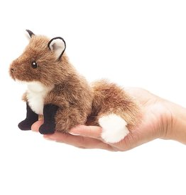 Folkmanis Mini Fox Puppet