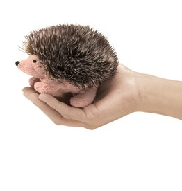 Folkmanis Mini Hedgehog Puppet