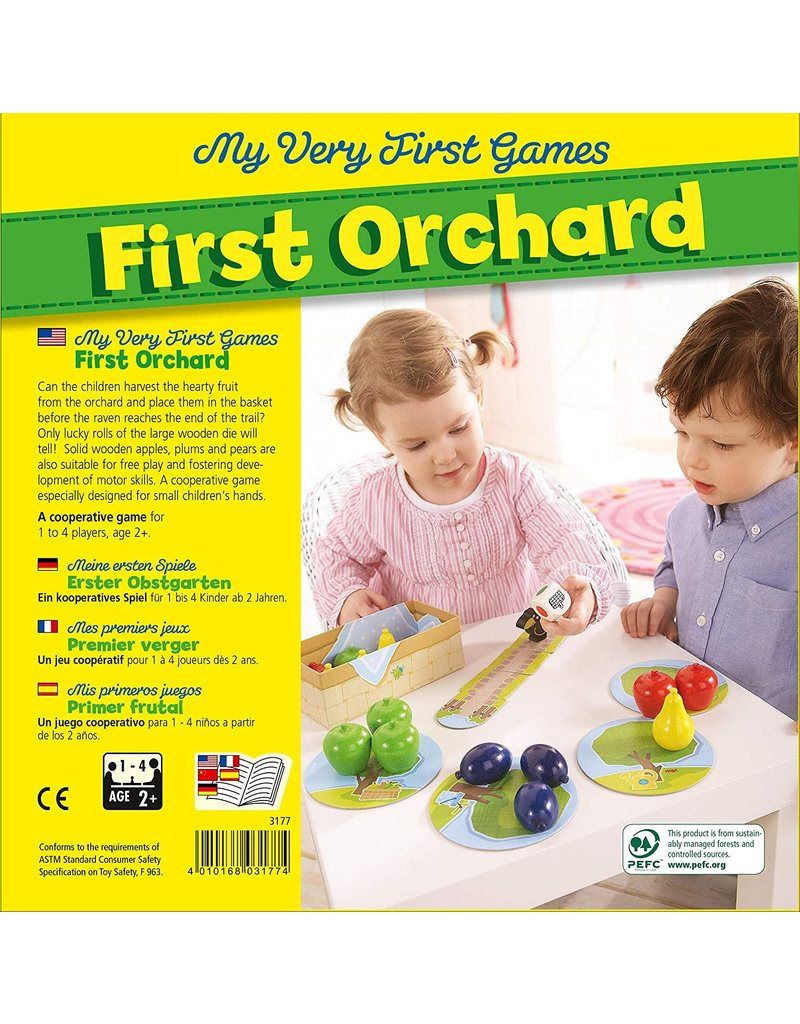 Haba USA First Games  - My First Orchard