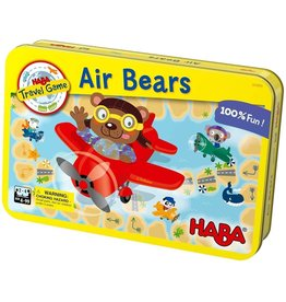 Haba USA Air Bears Travel Game