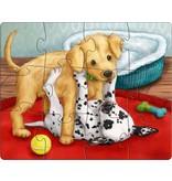Haba USA 3 puzzles - Pets