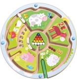 Haba USA Magnetic Game Number Maze