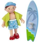 Haba USA Little Friends - Colin Surfer