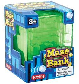 Tiger Tribe Maze Bank