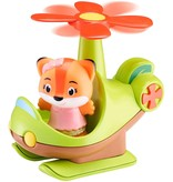 Fat Brain Timber Tots Helicopter