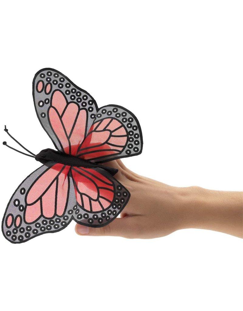 Folkmanis Mini Monarch Butterfly Puppet