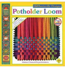 Harris Design Potholder Loom w/cotton Loops