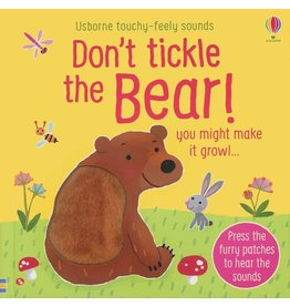 Usborne Don't Tickle the Bear!