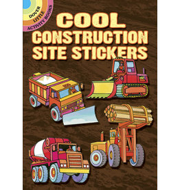 Dover Cool Construction Site Stickers