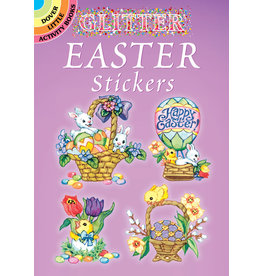 Dover Glitter Easter Stickers