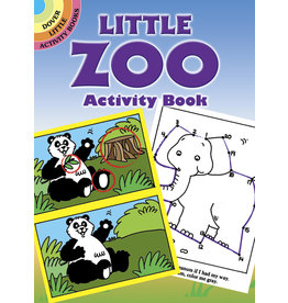 Dover Little Zoo Activity Book