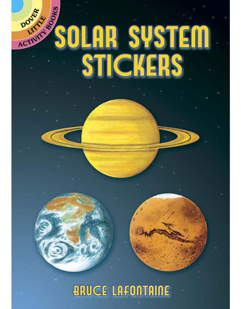 Dover Solar System Stickers