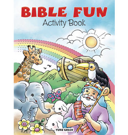 Dover Bible Fun Activity Book