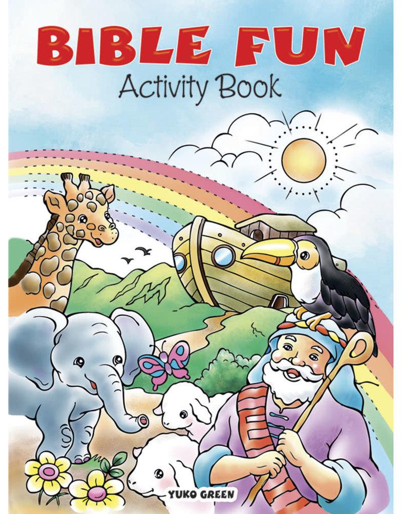 Dover Bible Fun Activity Book