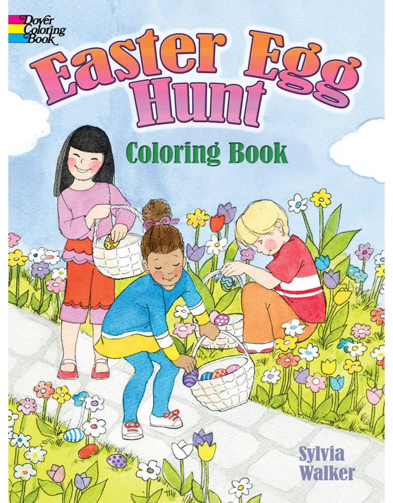 Dover Easter Egg Hunt Coloring Book