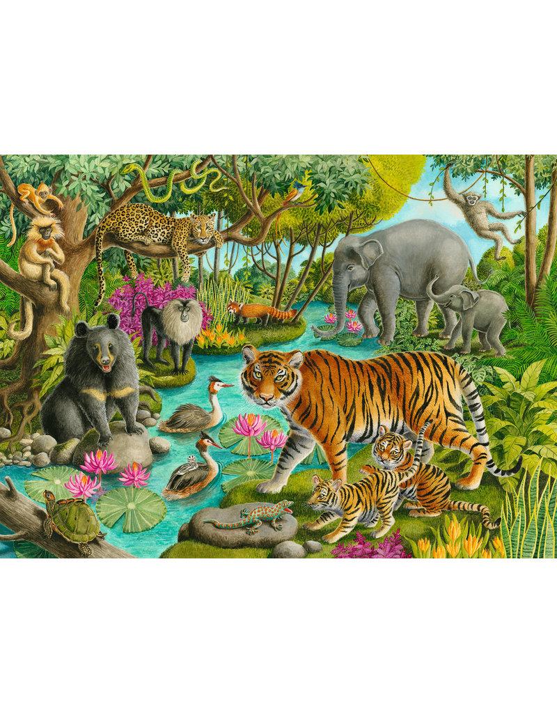 Ravensburger Animals of India 60 pc