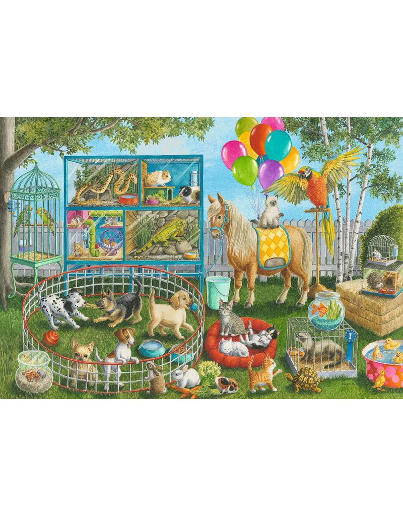 Ravensburger Pet Fair Fun 35 pc