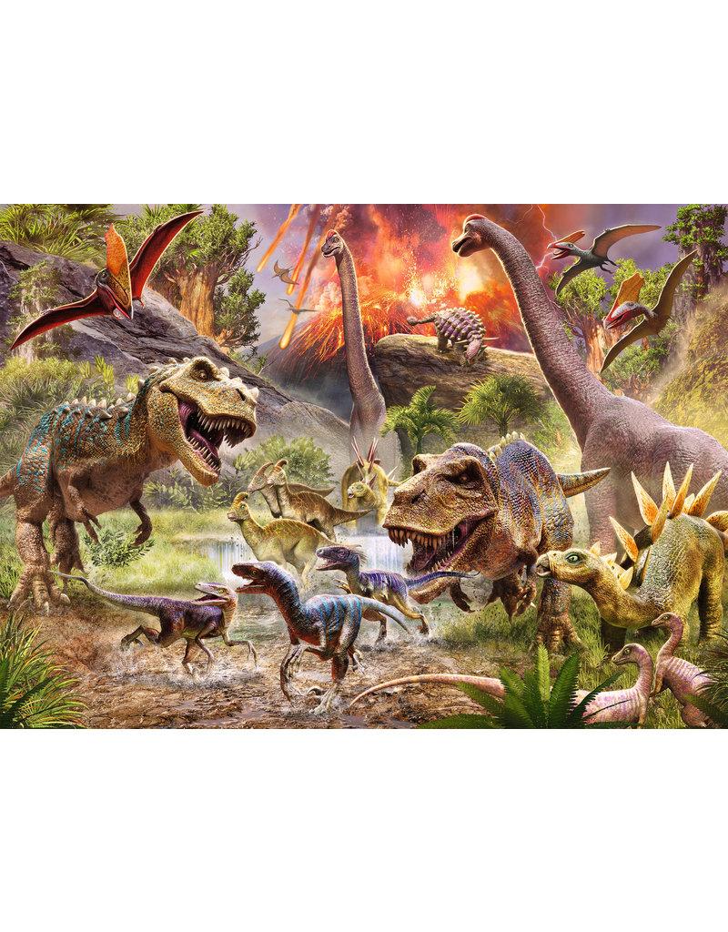 Ravensburger Dinosaur Dash 60 pc